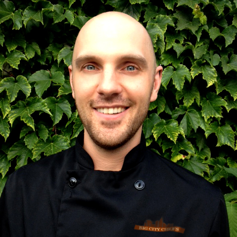Chicago Personal Chef Matt is available for private parties