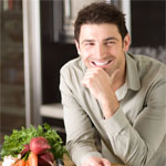 Hire Food Network celebrity chef Stuart O'Keeffe for your dinner party